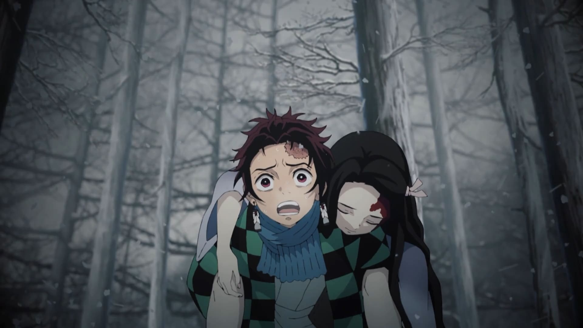 Watch Demon Slayer: Kimetsu no Yaiba: Season 1 Episode 1 Online