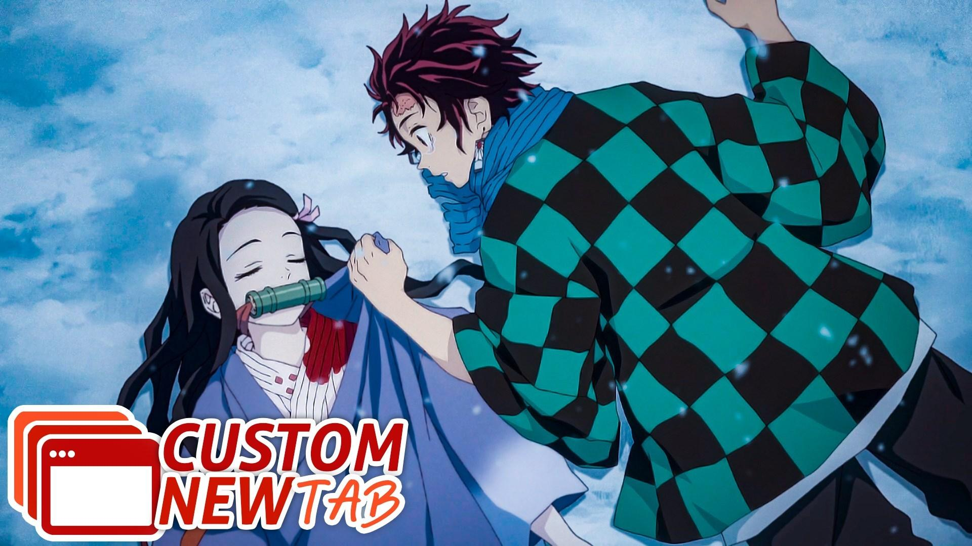 Kimetsu no Yaiba Wallpapers New Tab Backgrounds