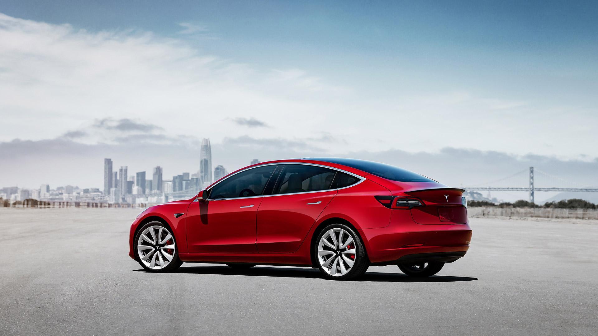Tesla Model 3 Wallpapers Wallpaper Cave