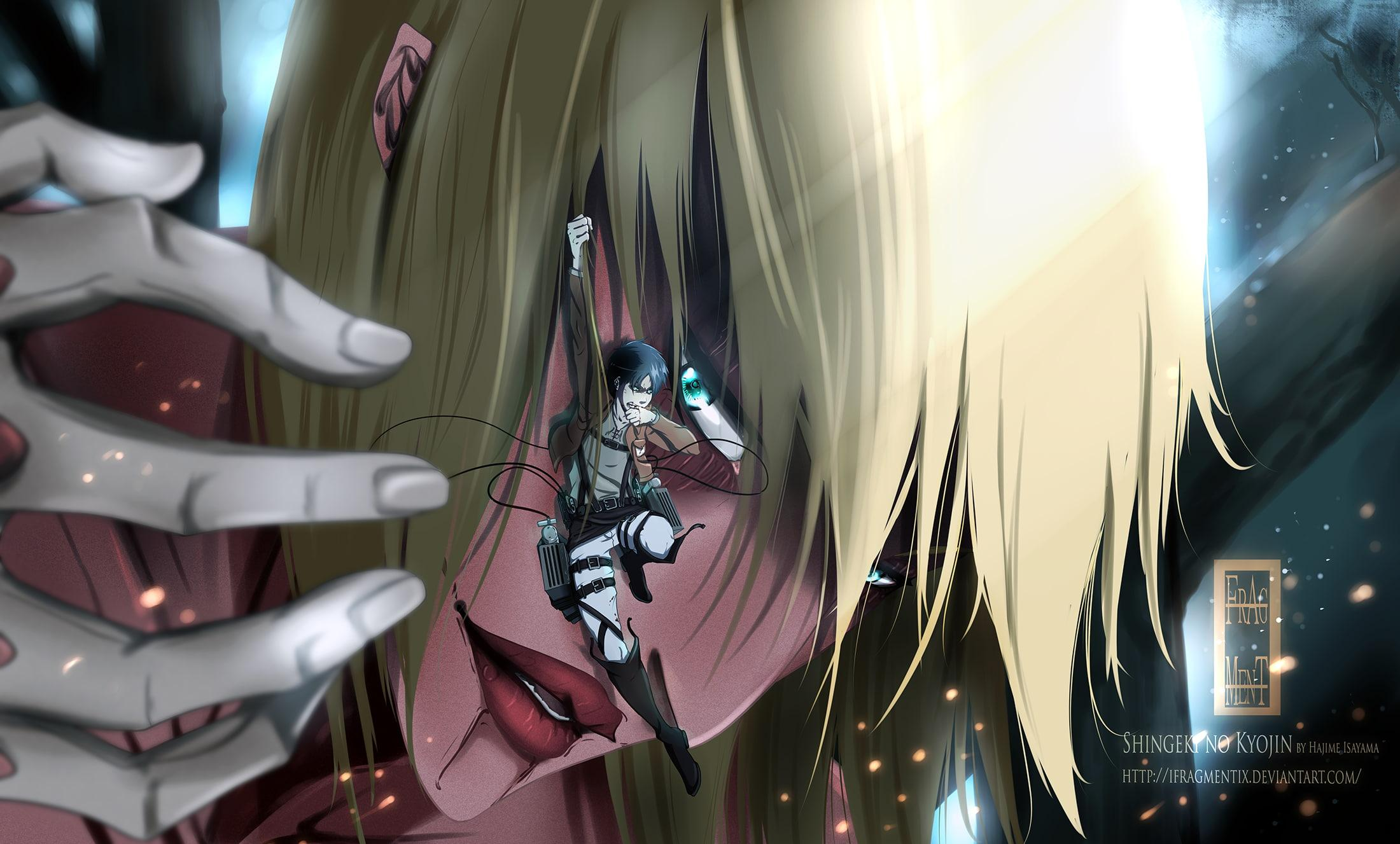 Annie Leonhart Wallpapers Wallpaper Cave