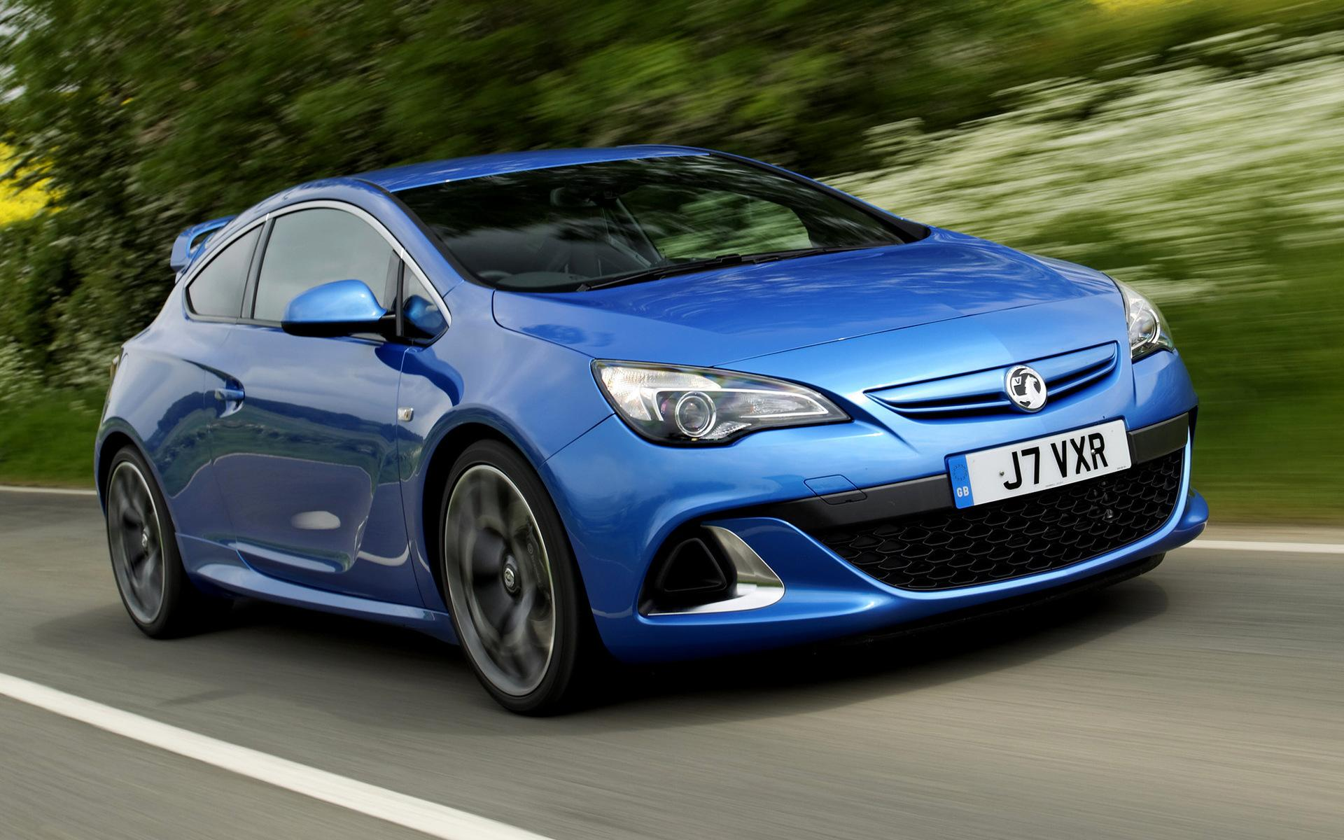 2012 Vauxhall Astra VXR - Wallpapers and HD Images | Car Pixel