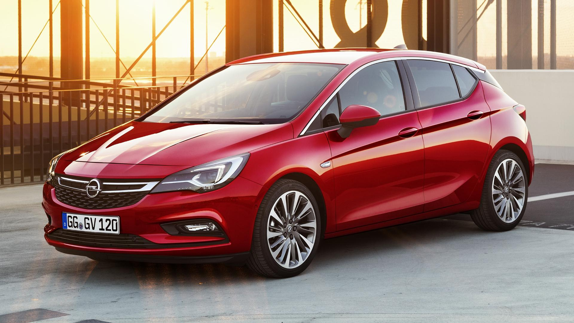 2015 Opel Astra - Wallpapers and HD Images | Car Pixel