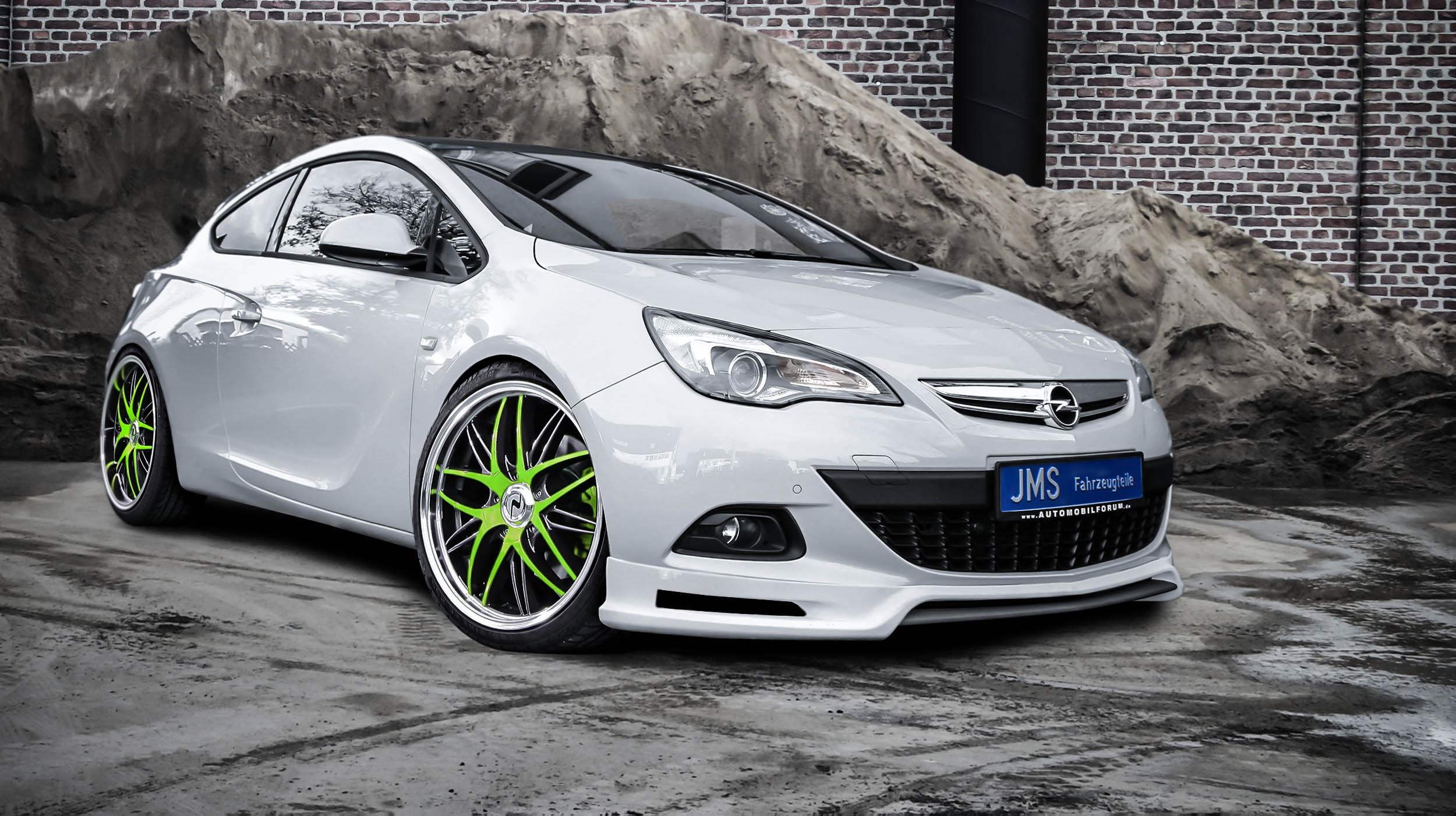 JMS Opel Astra J GTC Coupe - Picture 80056