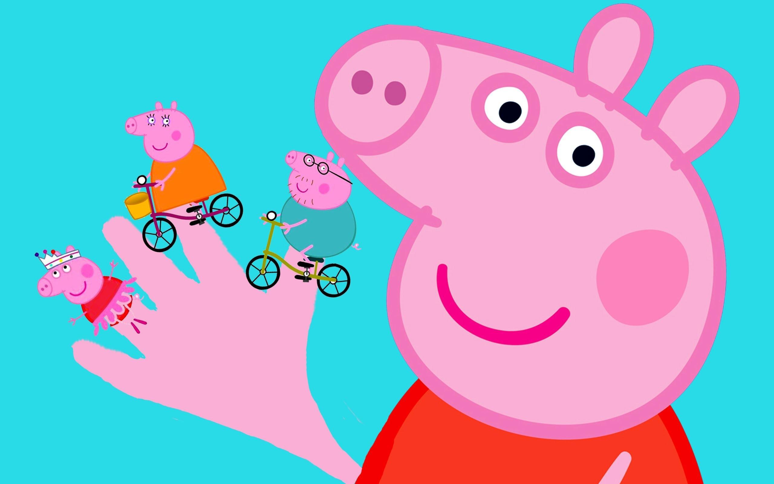 Peppa Pig 4K Wallpapers - Wallpaper Cave