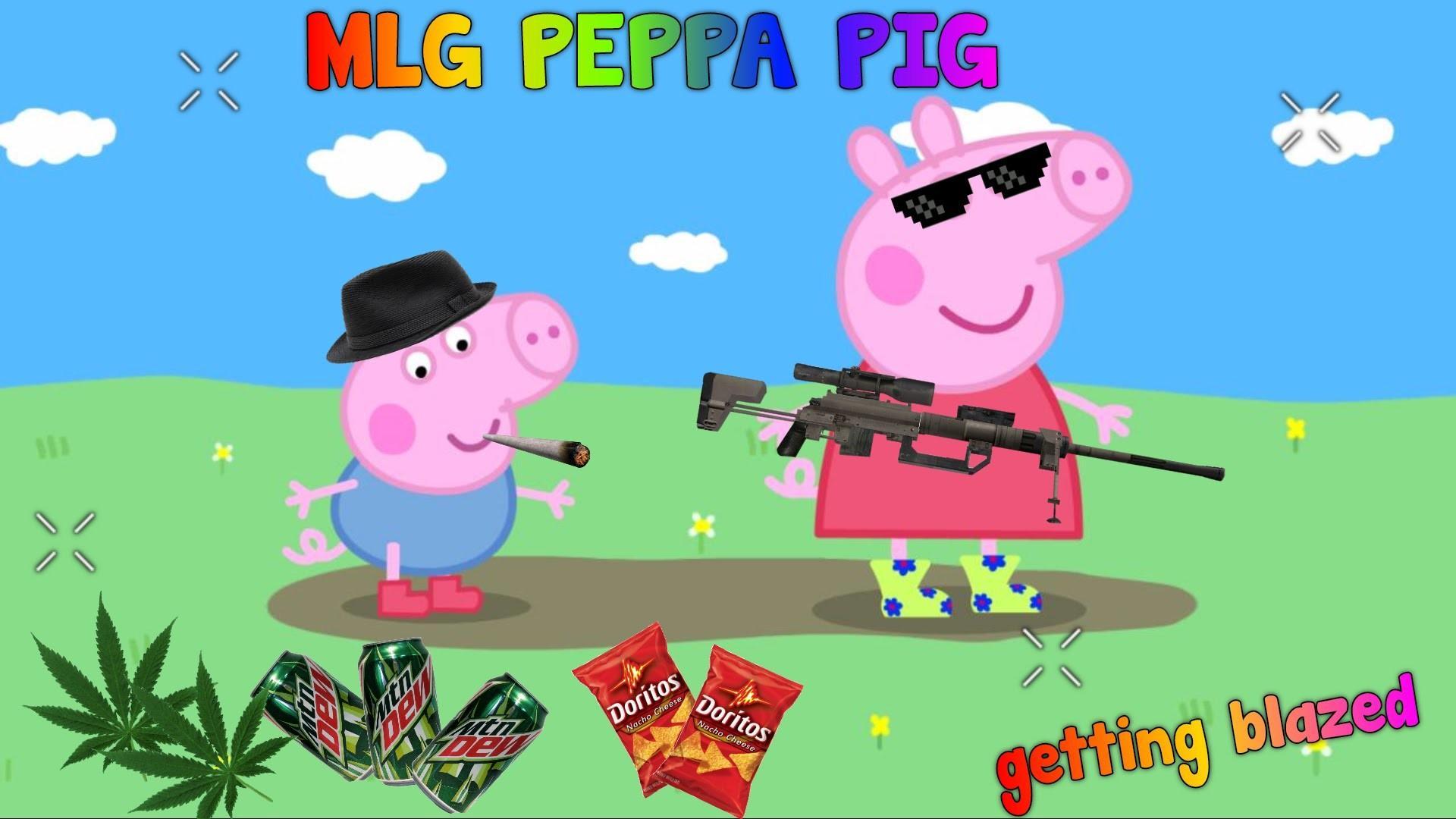 Peppa Pig Supreme Wallpapers - Wallpaper Cave