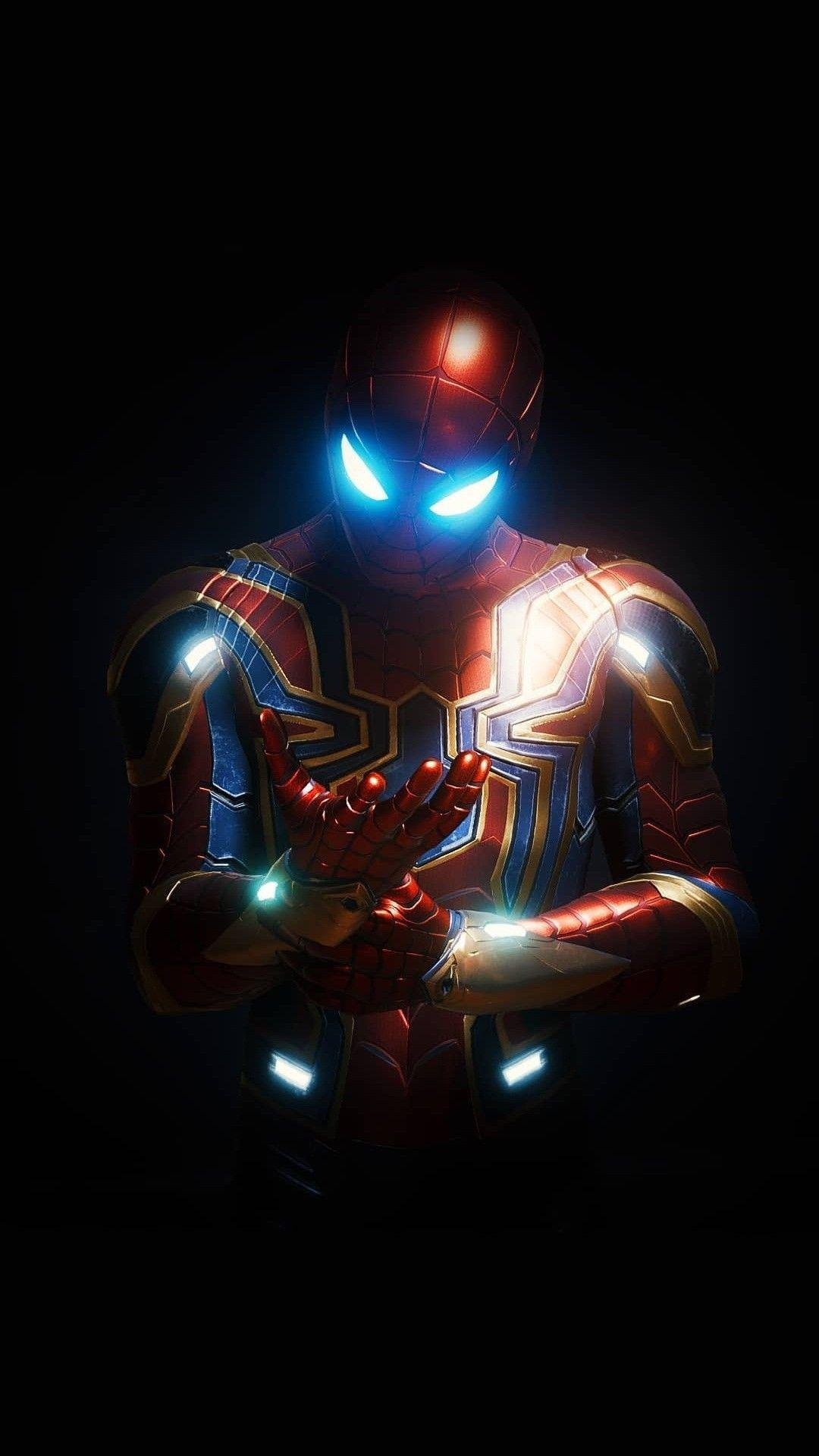 Spider Man Endgame Wallpapers Wallpaper Cave