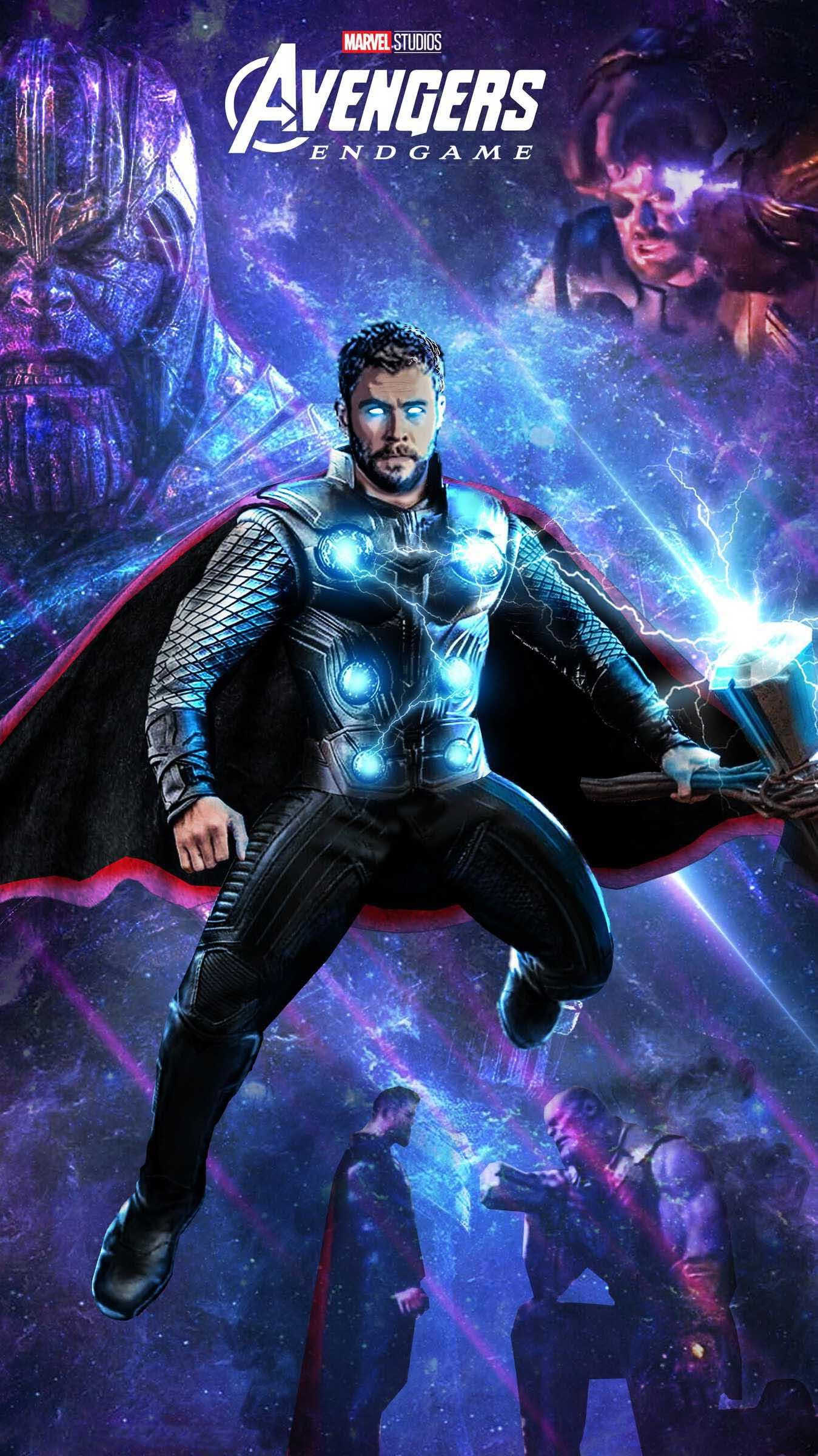 View Thor Endgame Wallpaper Pc Pics