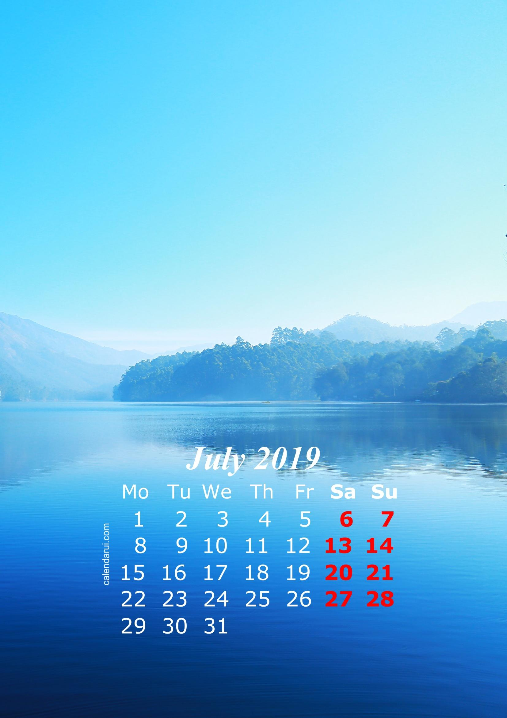 2019 Calendar Iphone Wallpapers HD