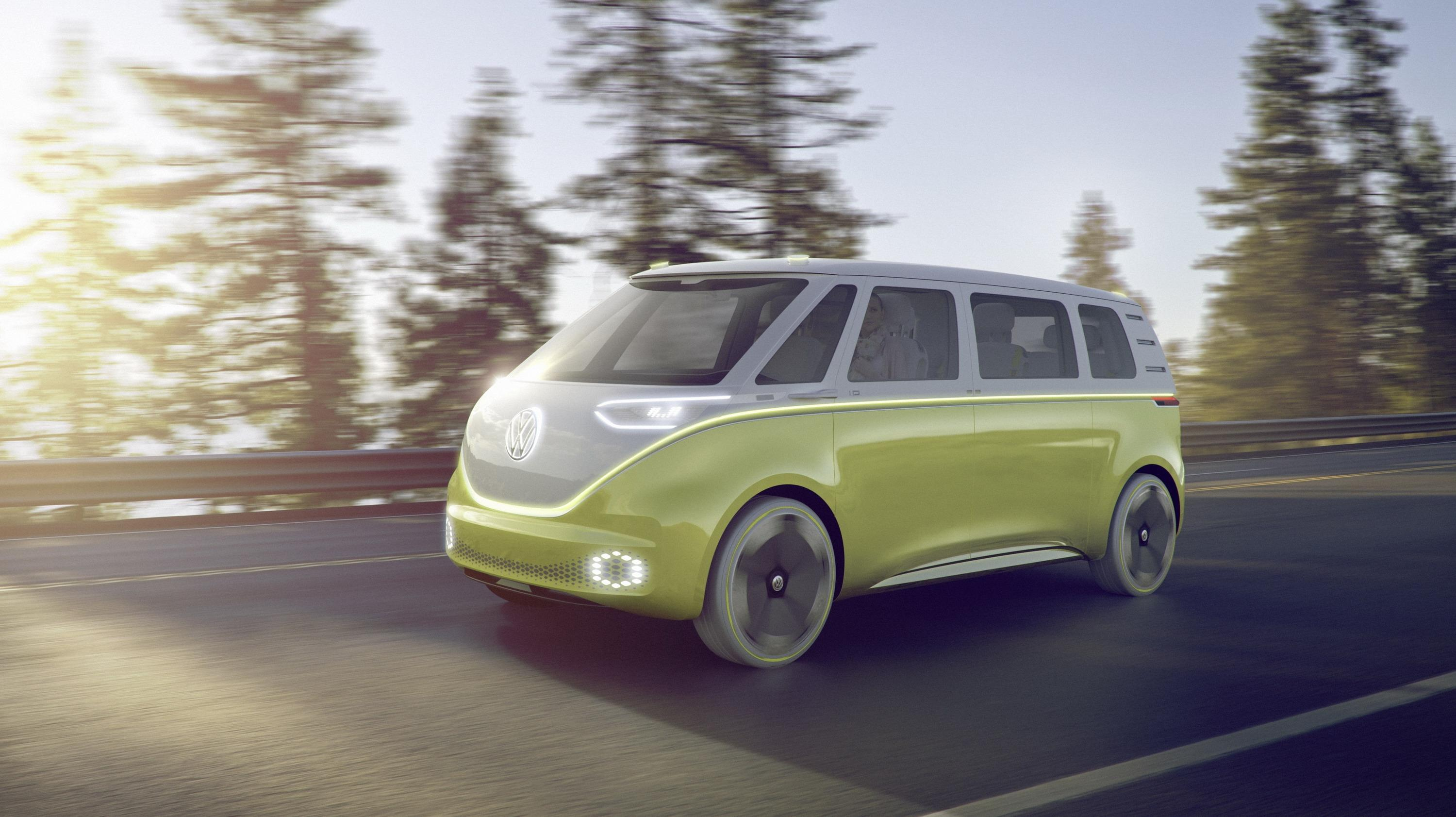 Volkswagen Trademarks More I.D. Names: Freeler And Cruiser Pictures