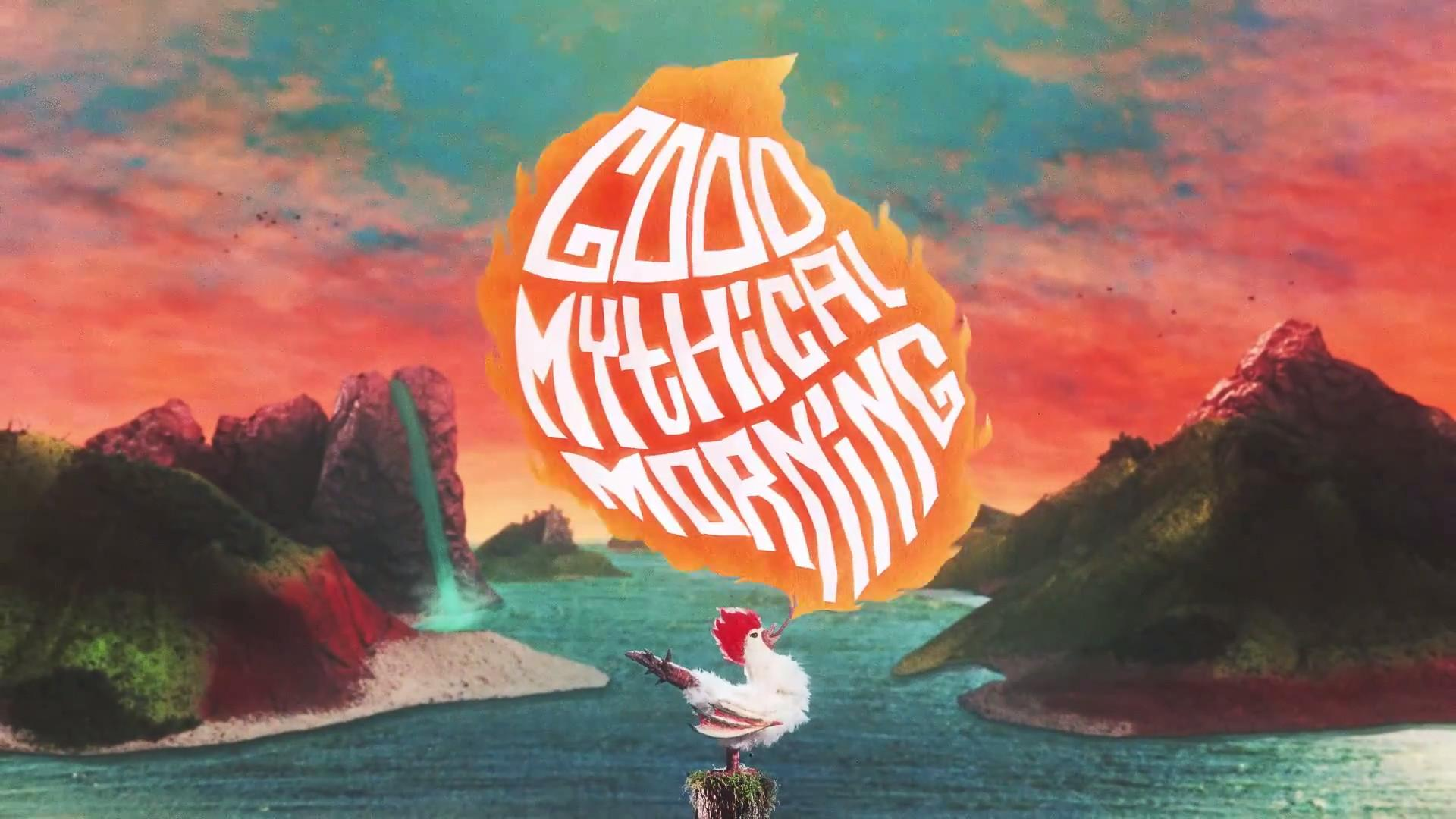 Gmm Good Mythical Morning Wallpapers Wallpaper Cave