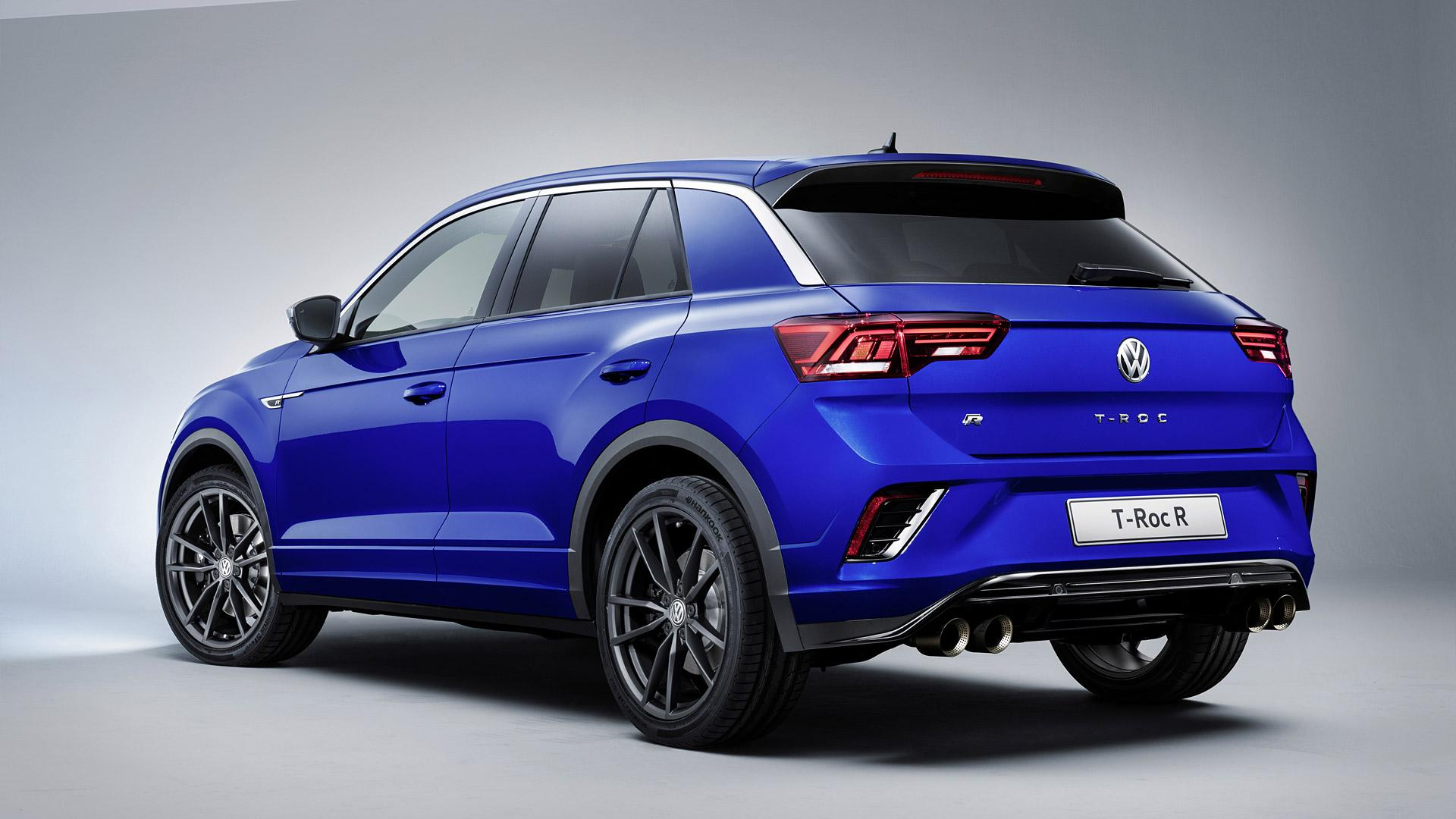 2019 Volkswagen T-Roc R Wallpapers & HD Images - WSupercars