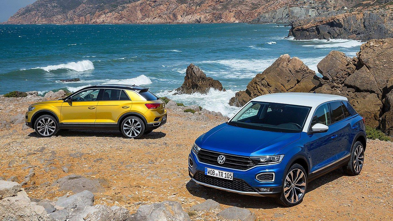 Volkswagen T-Roc to cost from £175 a month | Motoring Research