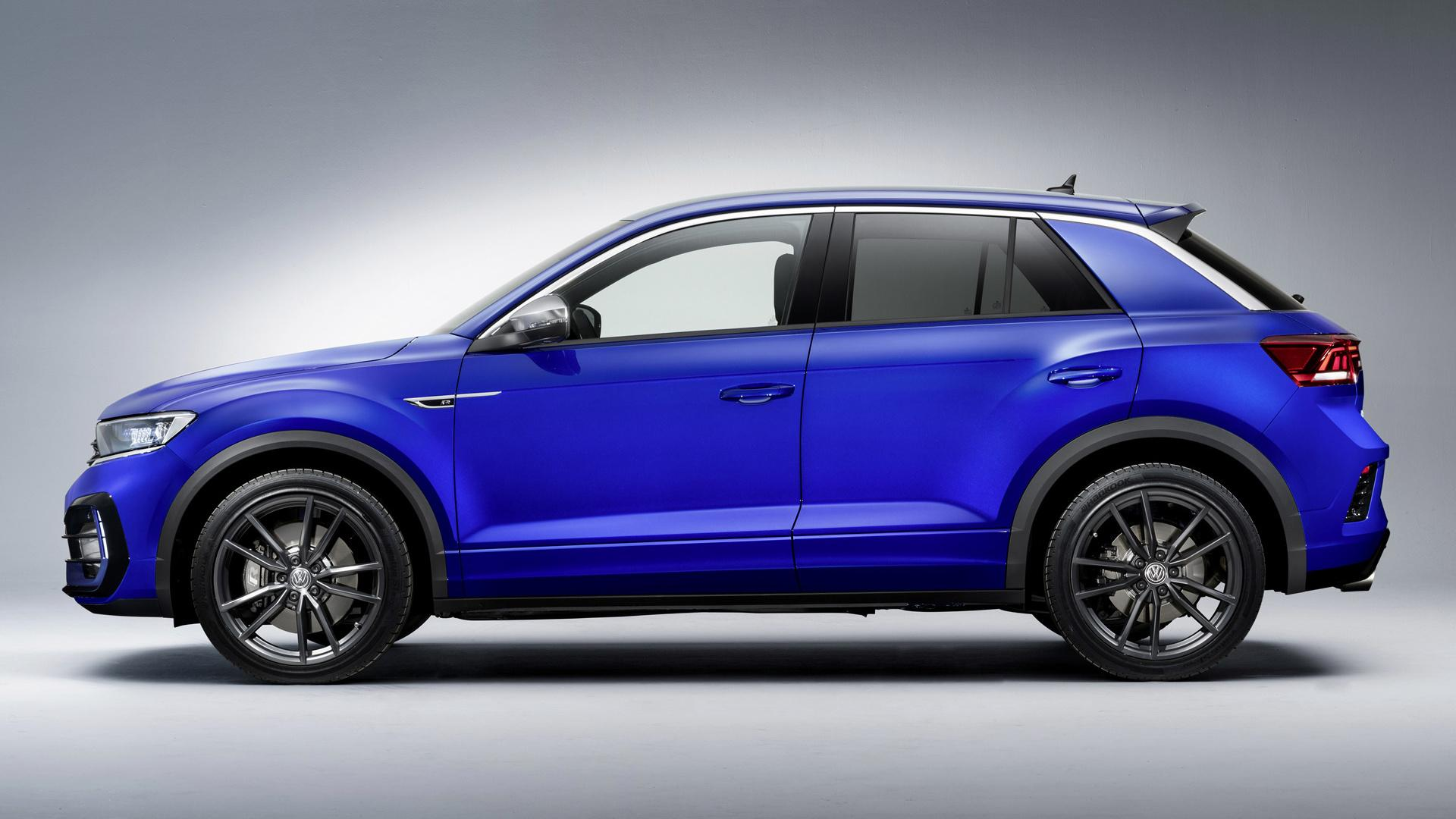 2019 Volkswagen T-Roc R - Wallpapers and HD Images | Car Pixel