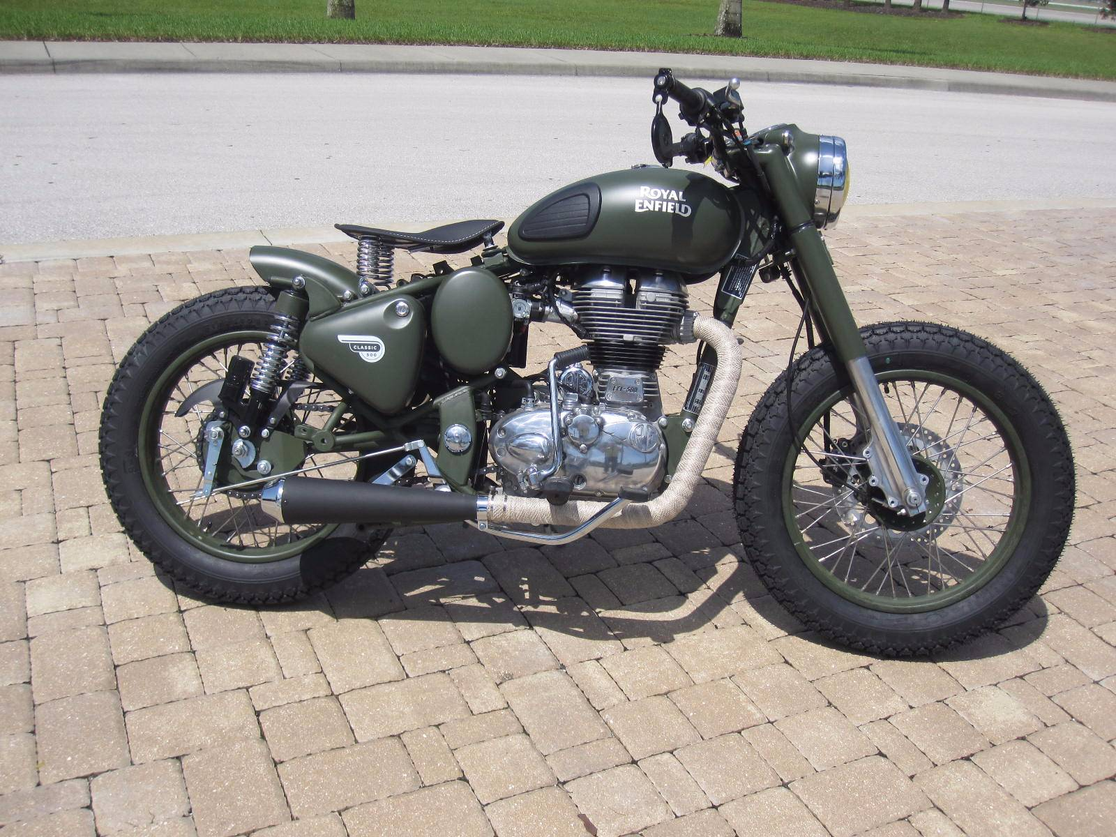 Royal Enfield Classic 500 Wallpapers Wallpaper Cave