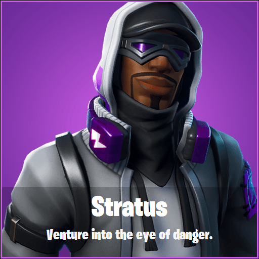 Stratus Fortnite wallpapers