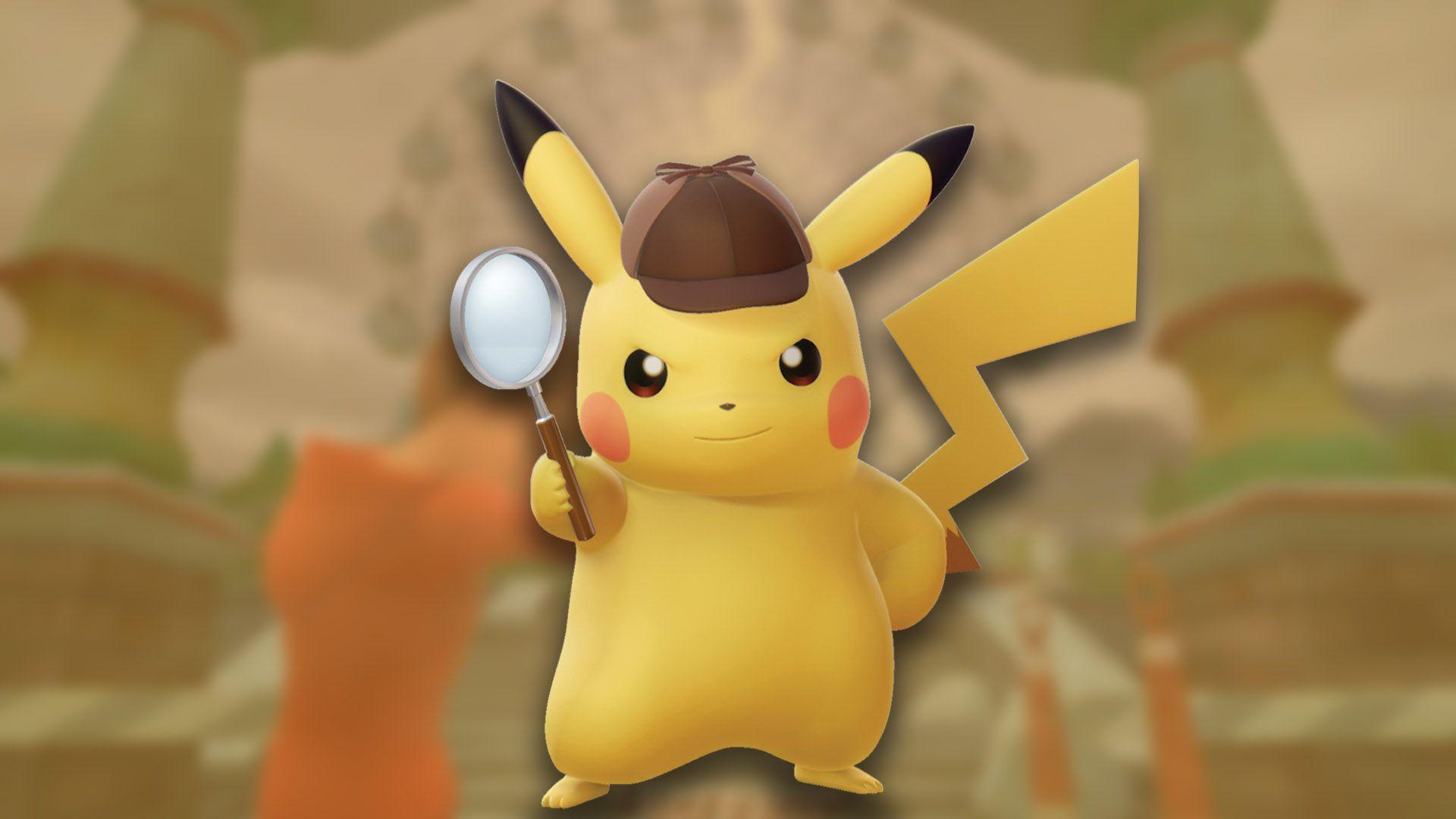 Pokemon Detective Pikachu Hd Wallpapers Wallpaper Cave