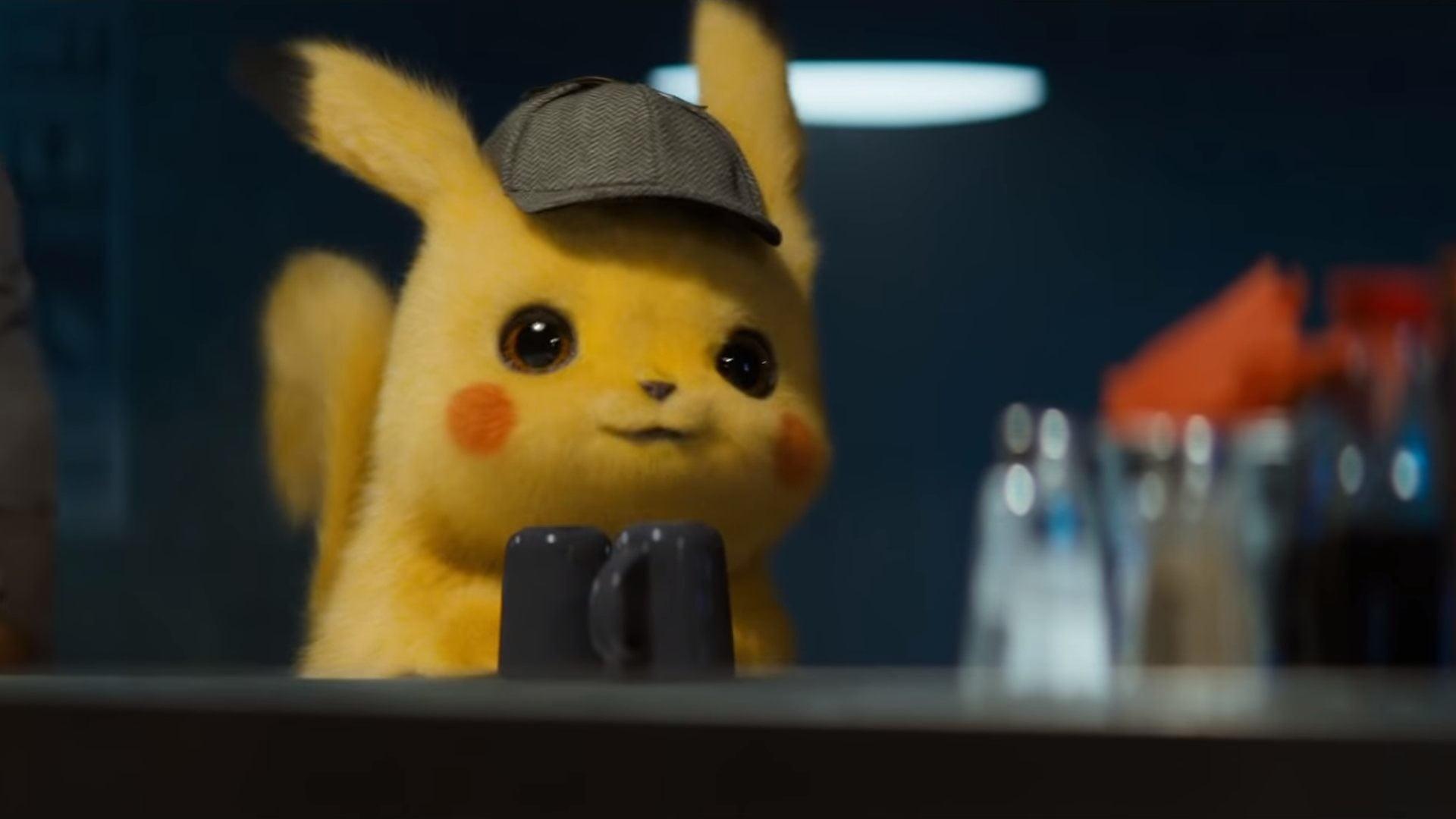 Awesome Pokemon Detective Pikachu Wallpaper Hd Wallpaper