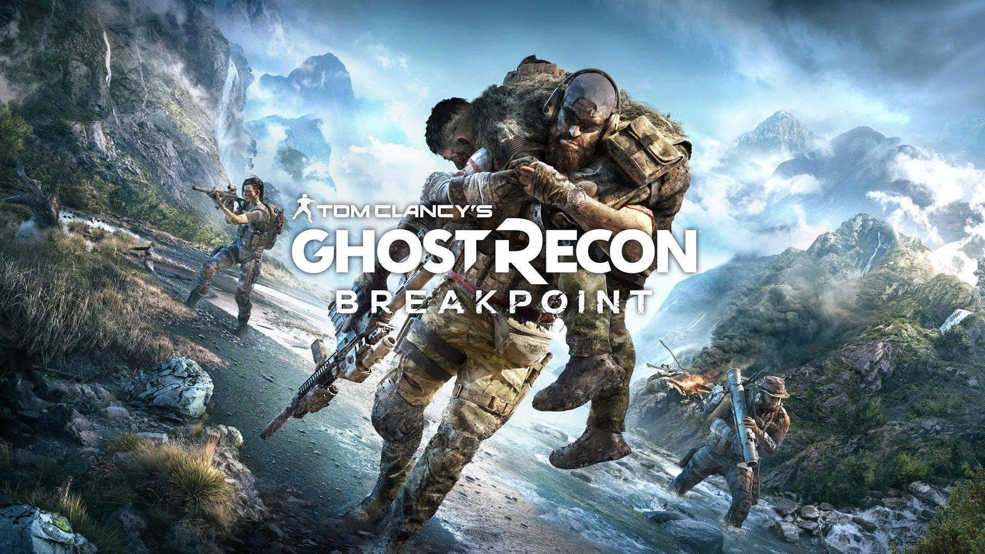 Bildergebnis für ghost recon breakpoint wallpaper