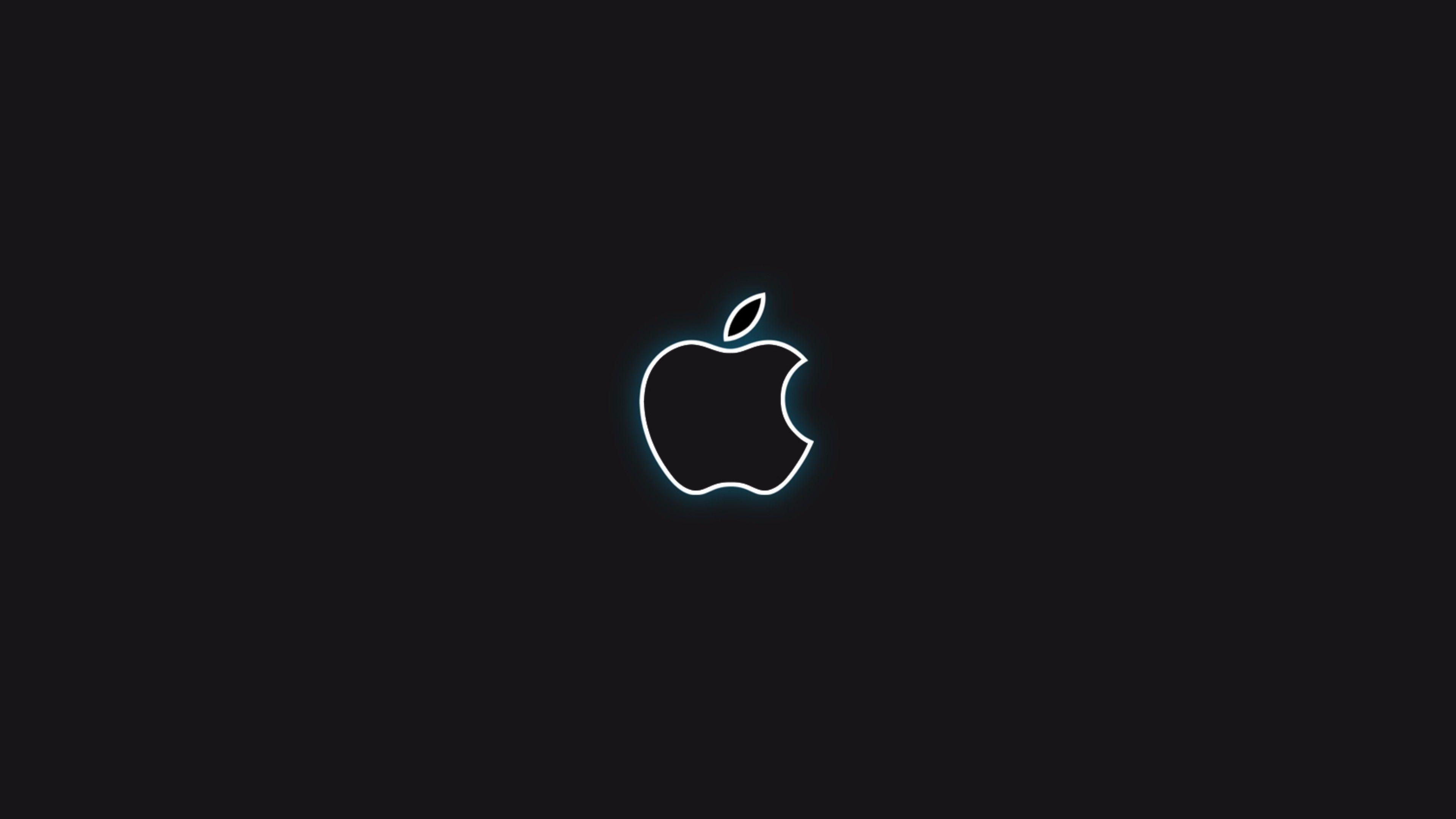 Apple Logo 4k Wallpapers Wallpaper Cave