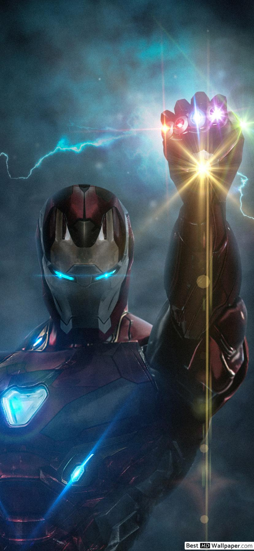 Download Avengers Endgame Iron Man Hd Wallpaper Download