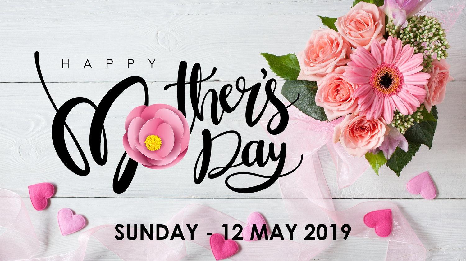 Happy Mother S Day 2019 Wallpapers Wallpaper Cave