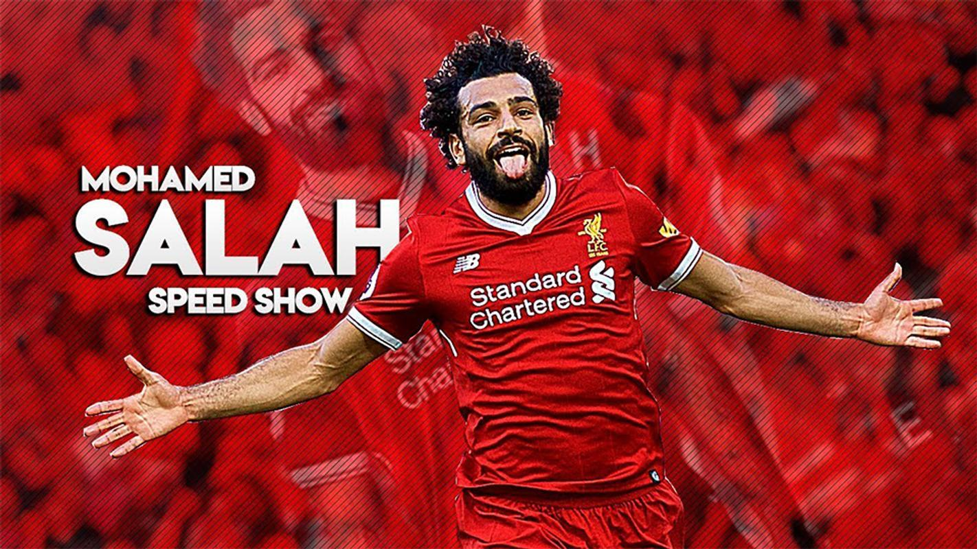 Mohamed Salah 2019 Wallpapers