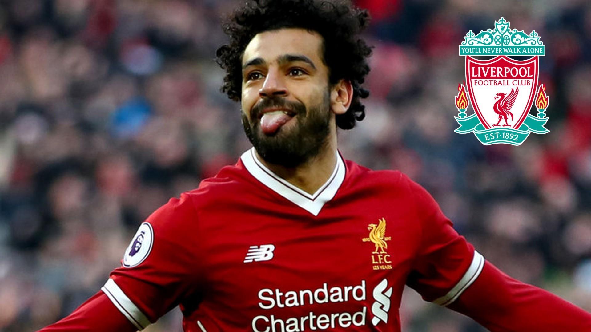 Mohamed Salah 2019 Wallpapers