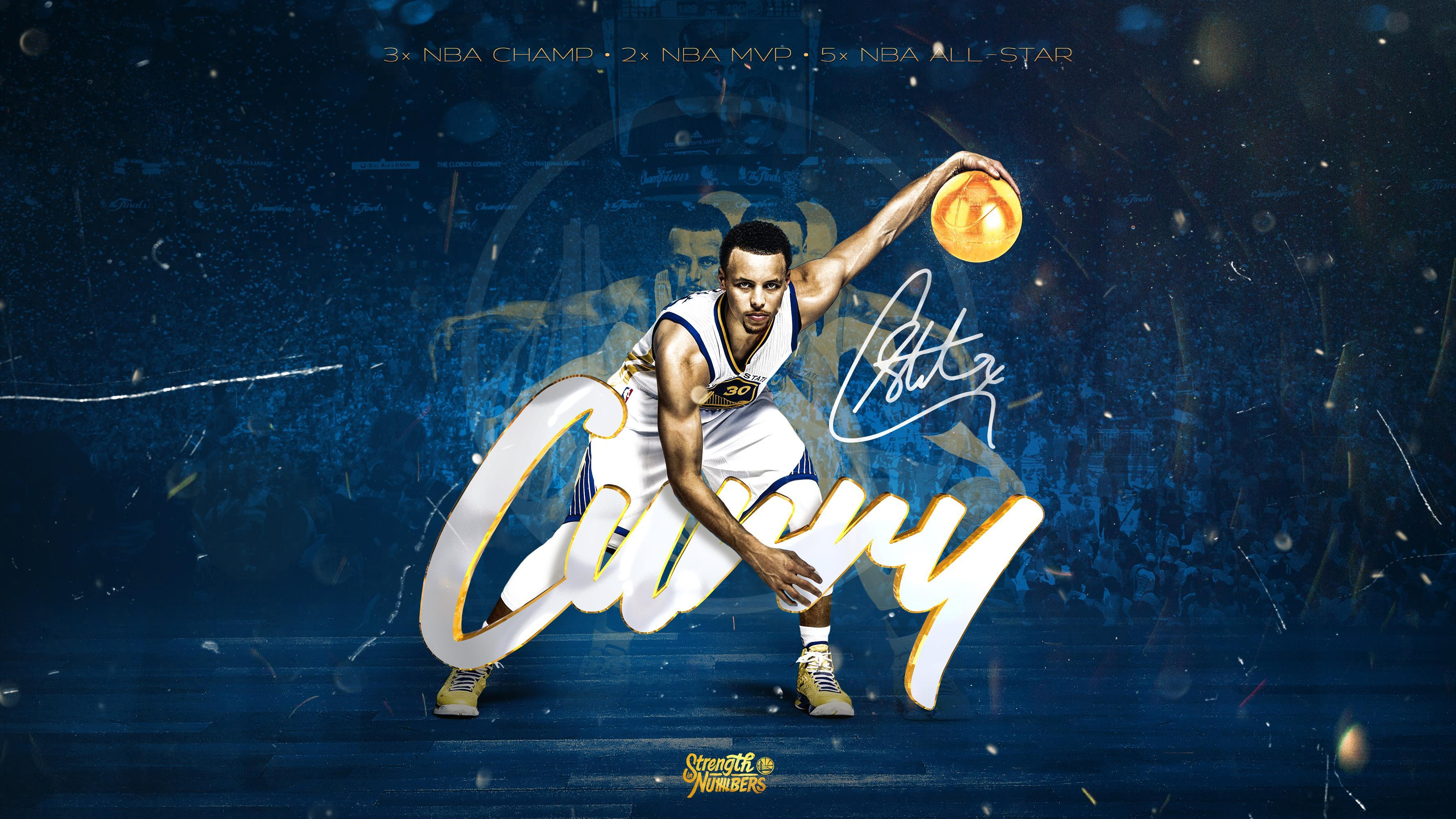 Stephen Curry 2019 Wallpapers