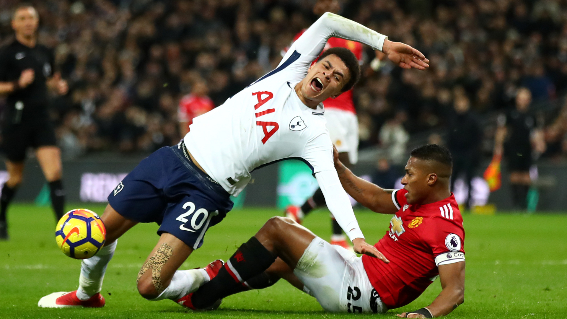 Dele Alli 2019 Wallpapers