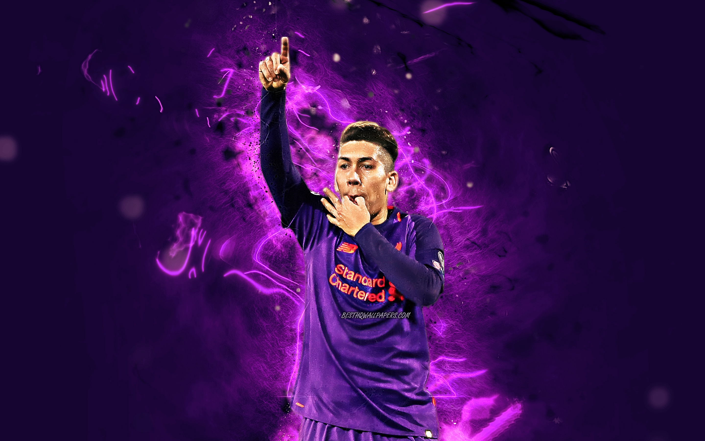 Roberto Firmino 2019 Wallpapers