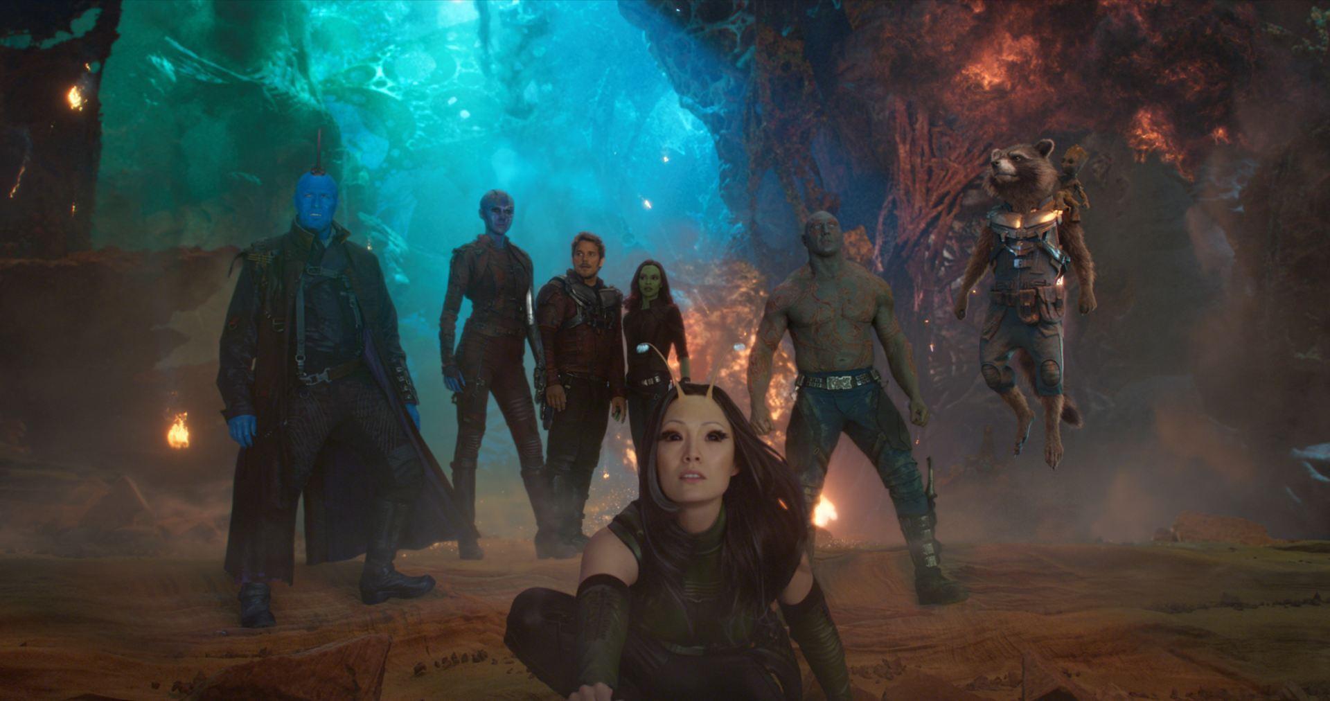 Avengers Endgame Cast Wallpapers - Wallpaper Cave
