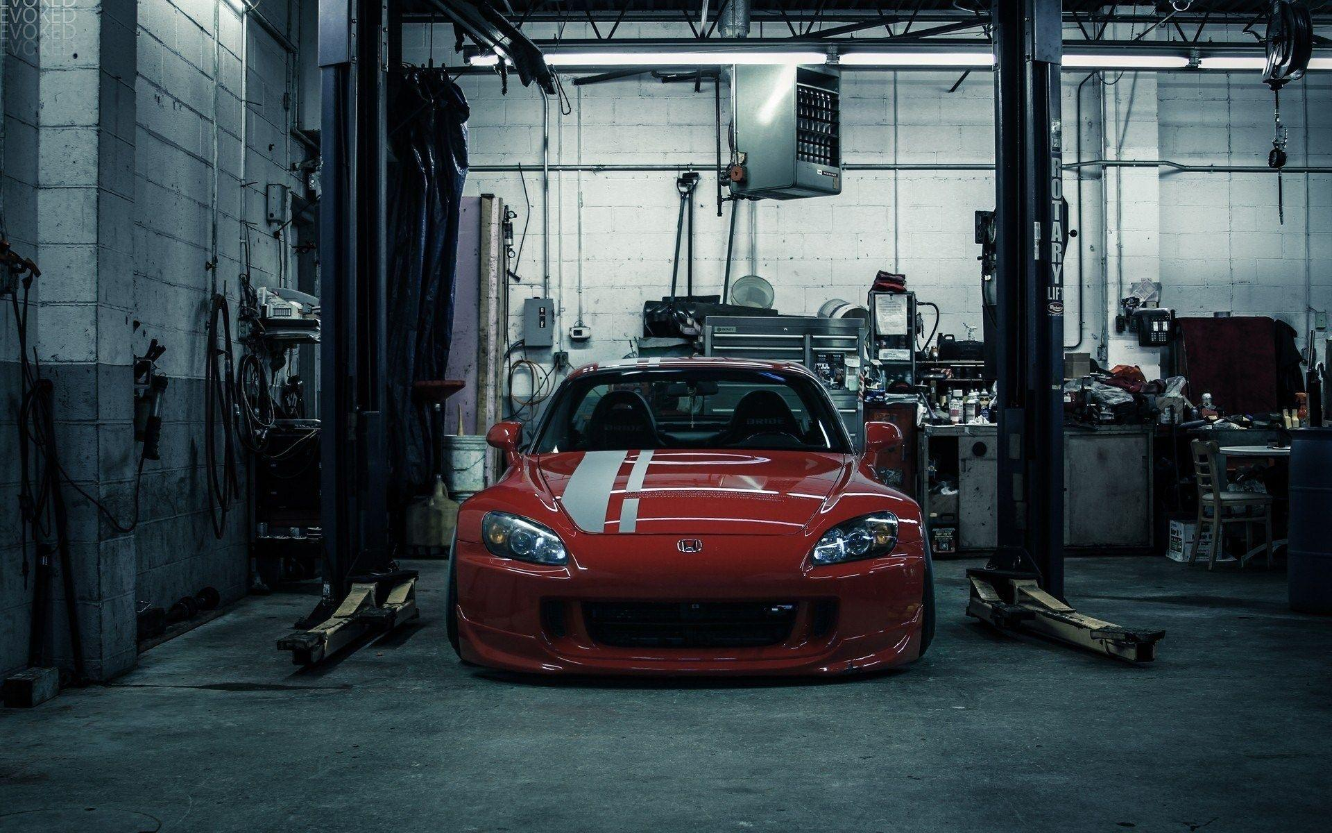 Garage Wallpapers Wallpaper Cave