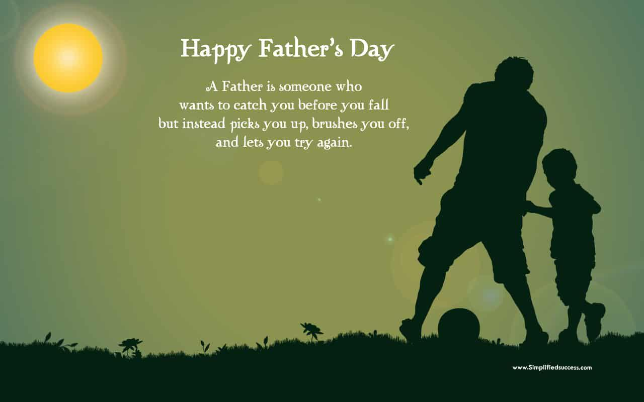 Happy Fathers Day Wishes, HD Image with Quotes, Status and Wallpapers
