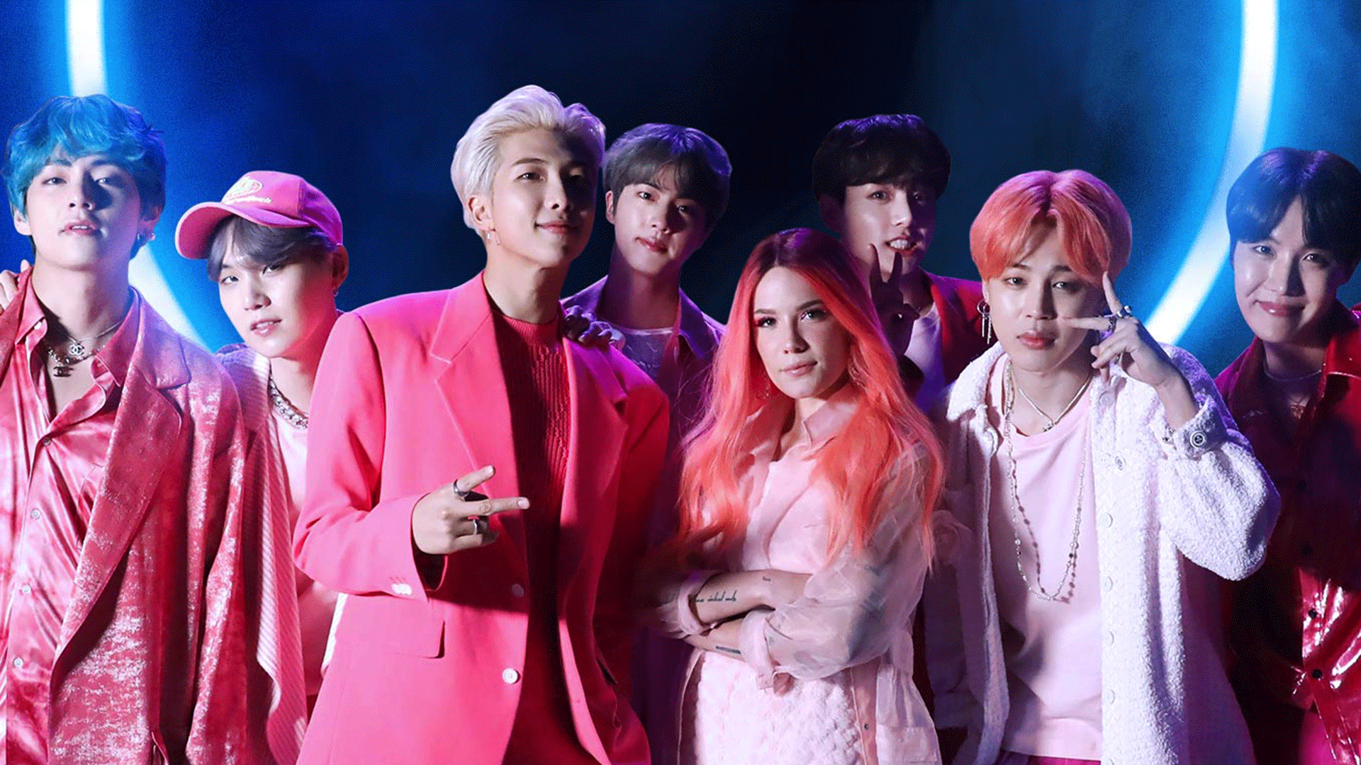 Boy With Luv Bts Wallpapers Wallpaper Cave