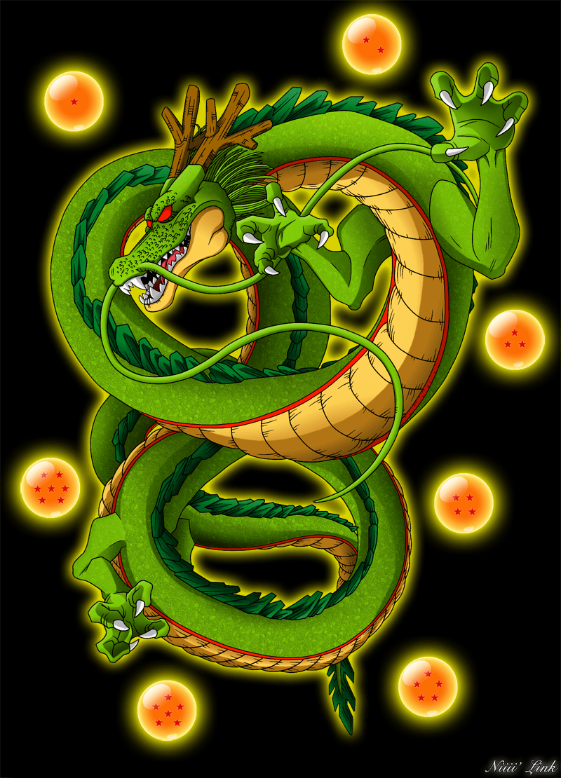 Shenron Wallpapers Wallpaper Cave