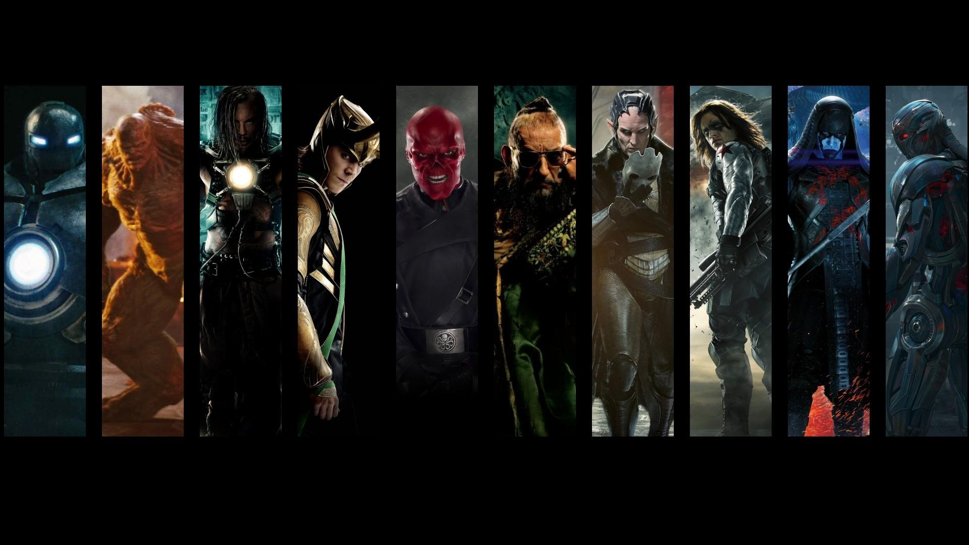 61+ Super Villain Wallpapers