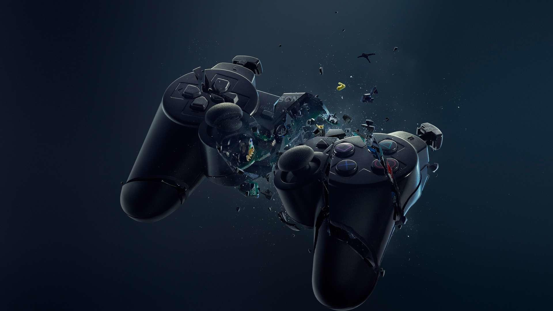 58+ Ps3 Controller Wallpapers