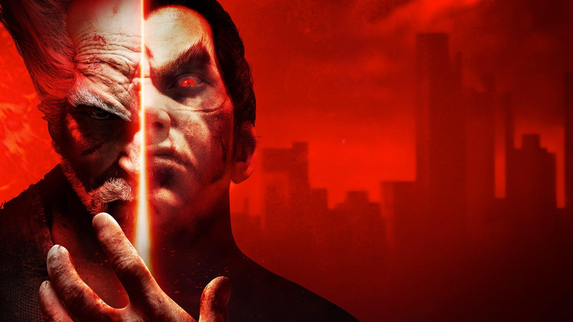5 Kazuya Mishima HD Wallpapers | Background Images - Wallpaper Abyss