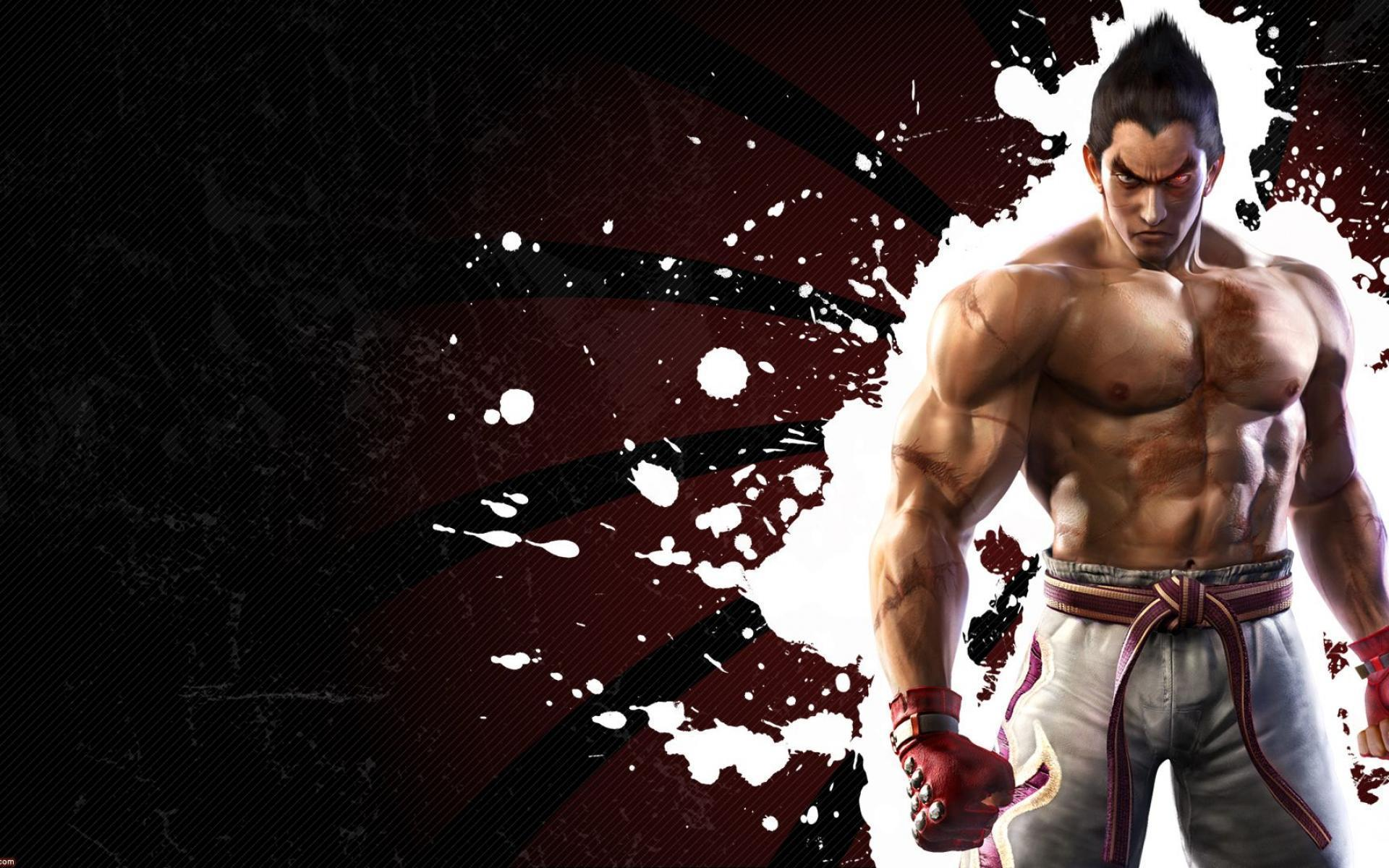 Kazuya Mishima HD desktop wallpaper : Widescreen : High Definition ...