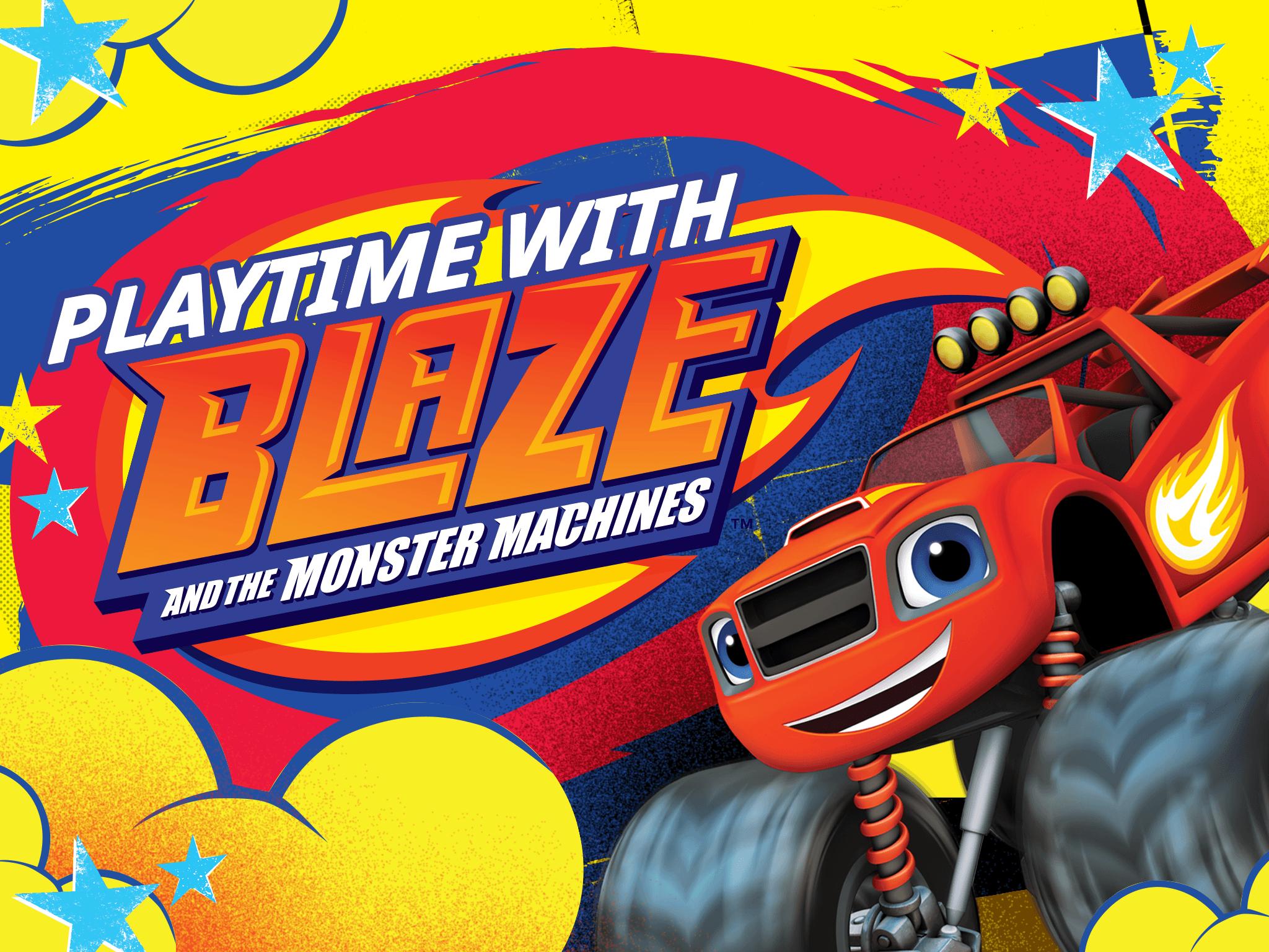 Blaze Background 8