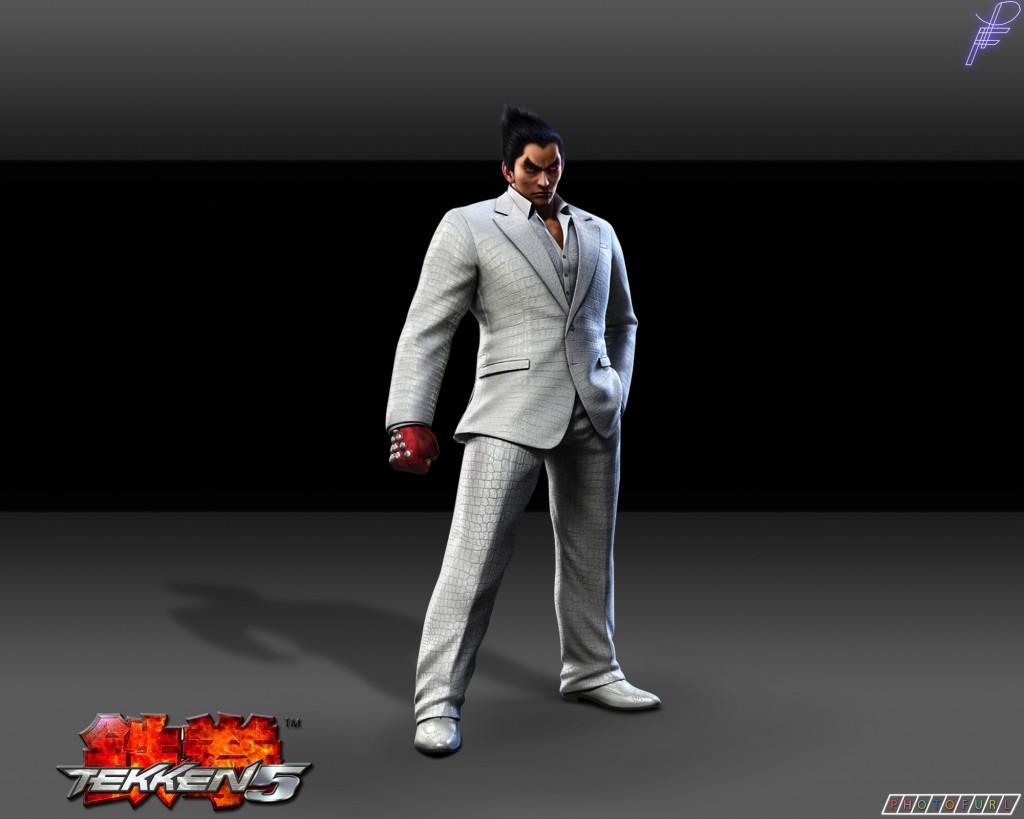 Kazuya Mishima Tekken 5 Wallpaper Free Download | Free Wallpapers