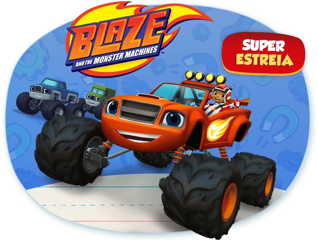 Blaze And The Monster Machines Wallpapers Wallpaper Cave