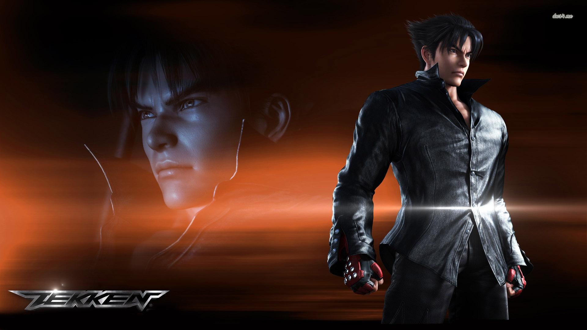 Kazuya Mishima - Tekken wallpaper - Game wallpapers - #10020