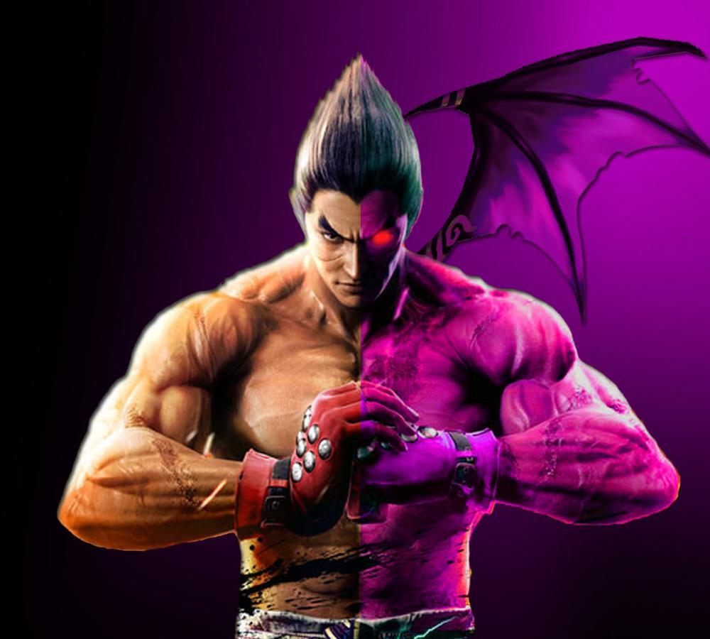 Pin Kazuya Mishima Wallpaper Tekken Video Games Wallpapers - SIMPLE ...