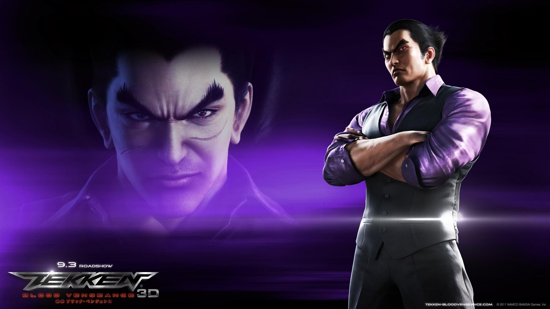 Tekken: Blood Vengeance, #movies, #Kazuya Mishima | Wallpaper No ...