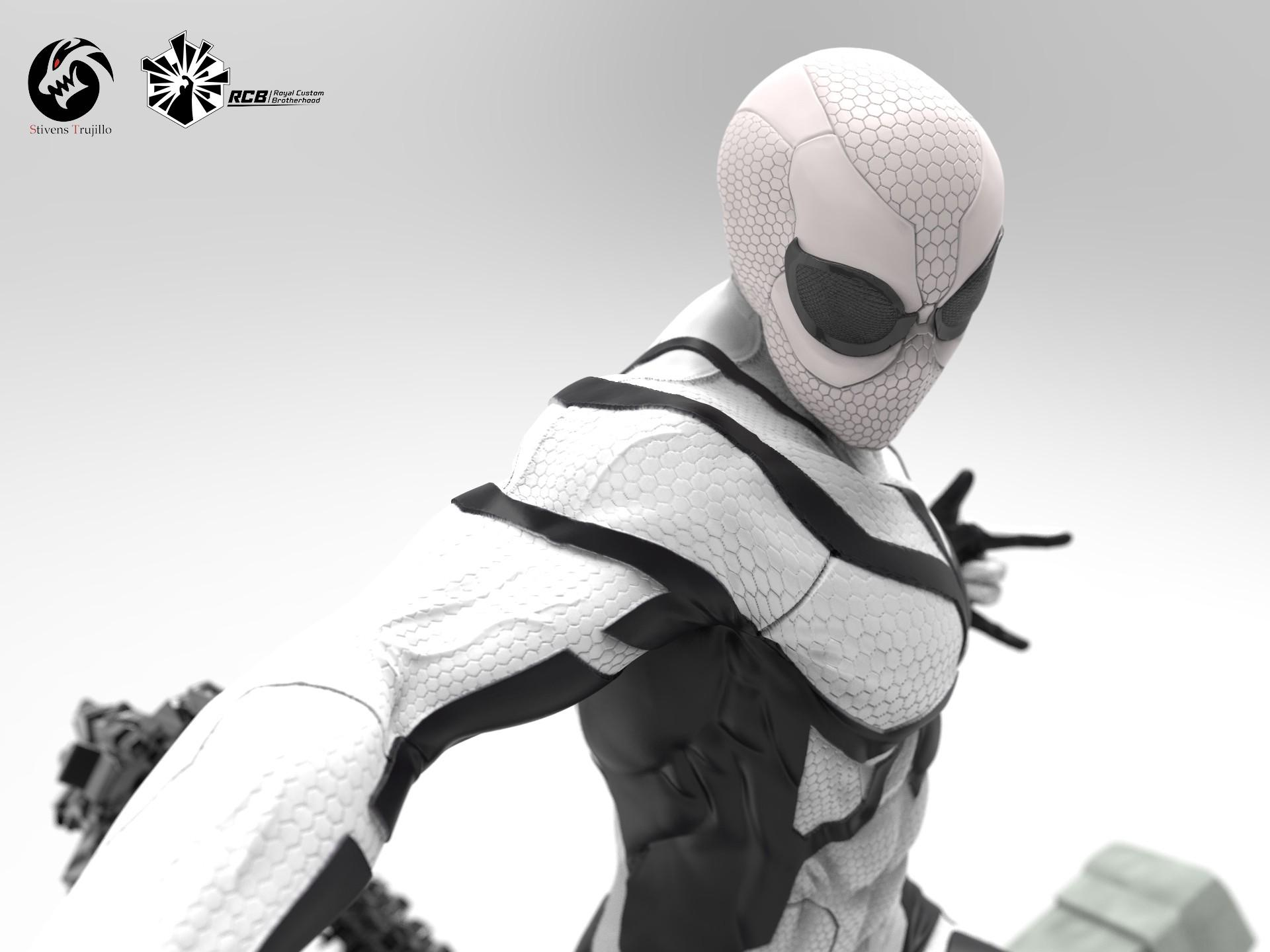 Future Foundation Spiderman Wallpapers Wallpaper Cave