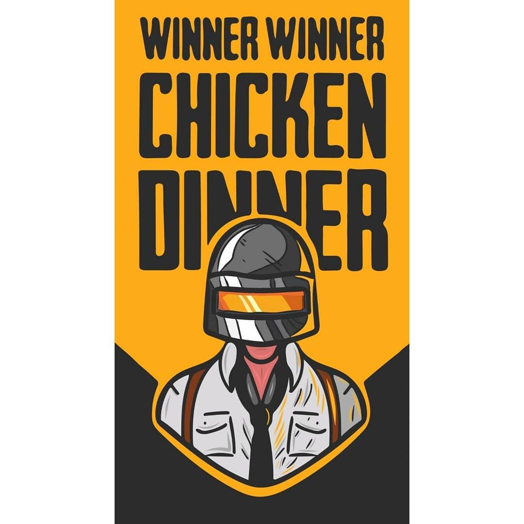Chicken Dinner Pubg Wallpapers Wallpaper Cave