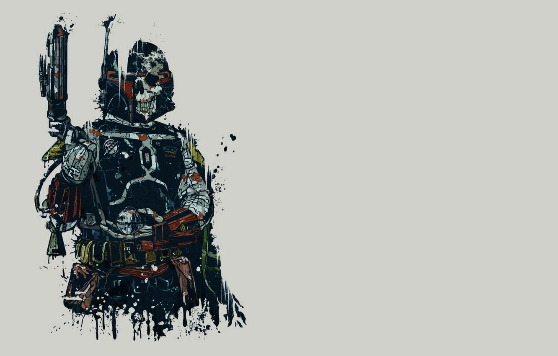Star Wars Mandalorian Minimalist Desktop Wallpapers Wallpaper Cave