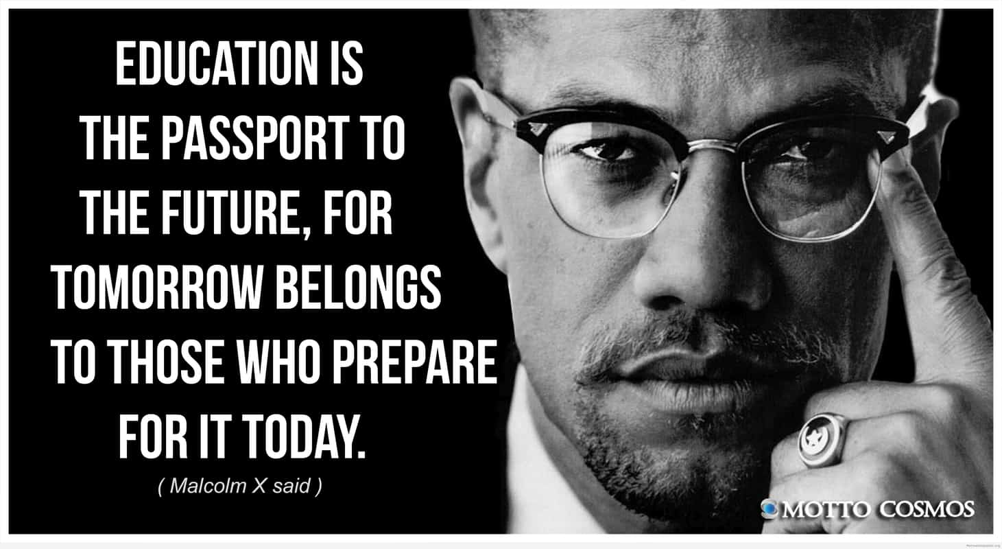 Malcolm X Day Wallpapers - Wallpaper Cave