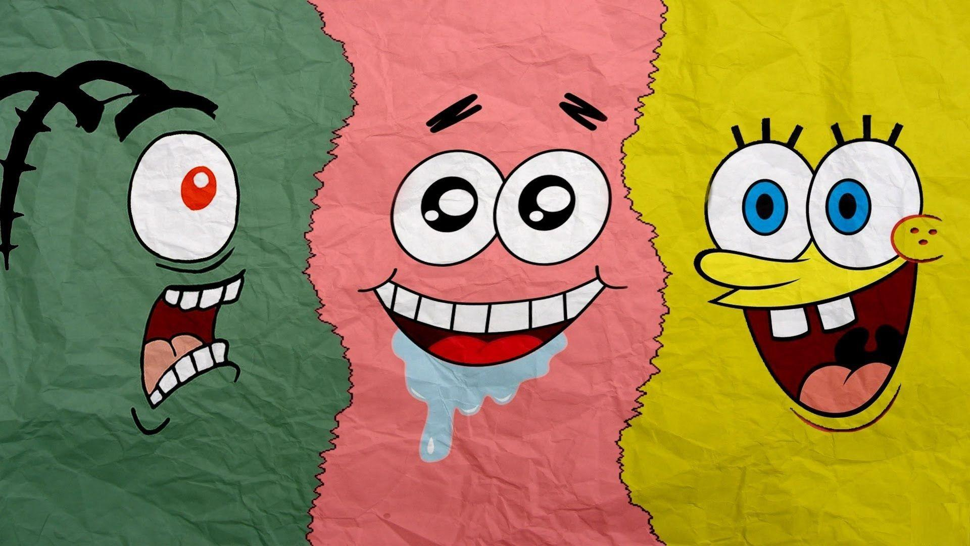 80+ Spongebob Wallpapers